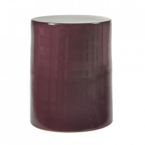 Masuta mov din ceramica 37 cm Orra Serax