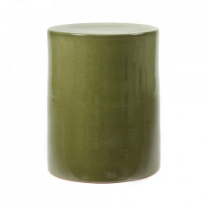 Masuta verde din ceramica 37 cm Orra Serax