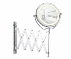 Oglinda cosmetica ajustabila cu LED Brolo Tele Wenko