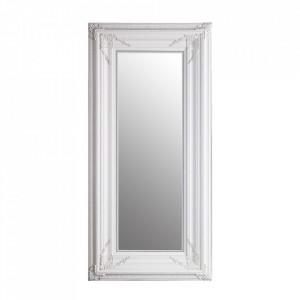 Oglinda dreptunghiulara alba din lemn 85x180 cm Renaissance Invicta Interior