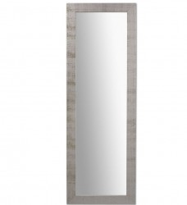 Oglinda dreptunghiulara din sticla si lemn 52x152 cm Neves La Forma