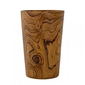Pahar din lemn de tec Bloomingville