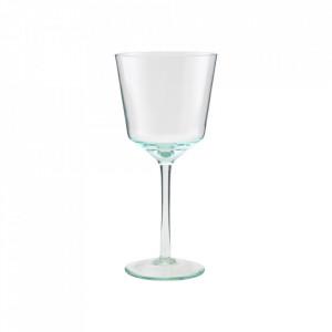 Pahar transparent din sticla pentru vin 10x21,5 cm Ganz House Doctor