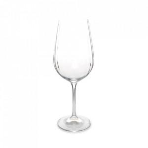 Pahar transparent din sticla pentru vin 550 ml Optic Fine2Dine