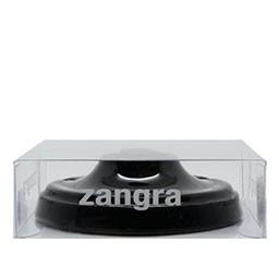 Pavilion din portelan negru Zangra