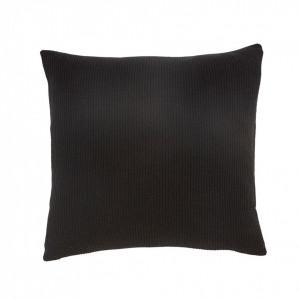 Perna neagra din bumbac 50x50 cm Hubsch