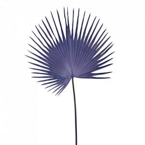 Planta artificiala albastra din fier si plastic 152 cm Palm Pols Potten