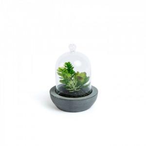Planta artificiala cu ghiveci 14 cm Flower La Forma