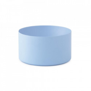 Platou albastru din lemn de mesteacan 11 cm Moon Normann Copenhagen