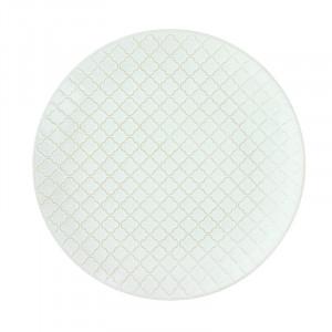 Platou din ceramica 31 cm Ivy Cloud LifeStyle Home Collection