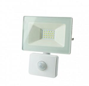 Proiector alb cu senzor din metal LED Rifes Milagro Lighting