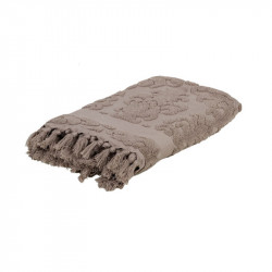 Prosop gri din bumbac 30x50 cm Hammam LifeStyle Home Collection