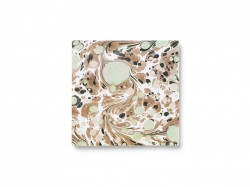 Set 20 servetele multicolore 16,5x16,5 cm Marbling Rust Ferm Living