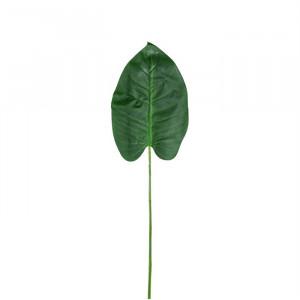 Set 24 plante artificiale verzi din plastic si metal 105 cm Philo Leaf Richmond Interiors