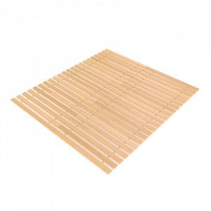 Somiera maro din lemn de pin 180x200 cm Stella Skandica