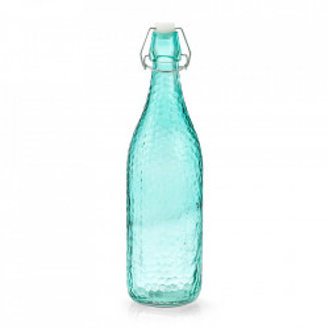 Sticla albastra cu dop 1000 ml Aqua Zeller