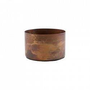 Suport lumanare maro din fier 5 cm Define House Doctor
