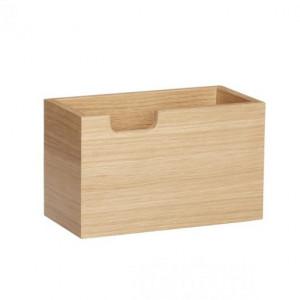 Suport pentru pixuri maro din lemn Ellis Hubsch