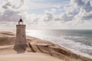 Tapet din hartie cu fibre de nailon Lighthouse Rebel Walls