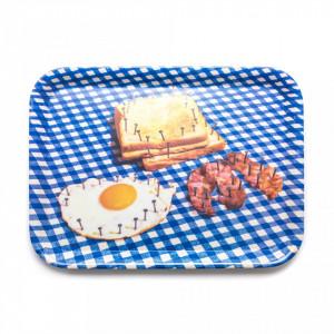 Tava din melamina 32x43,5 cm Breakfast Toiletpaper Seletti
