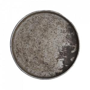 Tava rotunda din fier antichizat 51 cm Allura Madam Stoltz