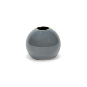 Vaza albastra din ceramica 6 cm Mini Serax