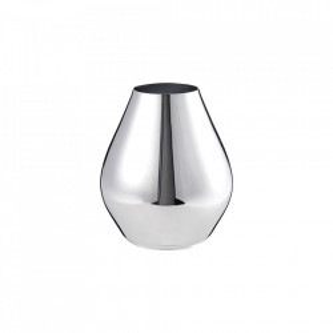 Vaza argintie din metal 10 cm Copenhagen Small Bolia