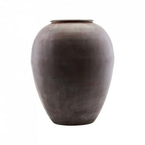 Vaza maro din alama 40 cm Etnik House Doctor