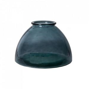 Vaza turcoaz din sticla 21 cm Freddie Vical Home