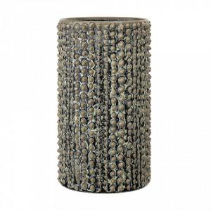 Vaza verde din ceramica 11x20,5 cm Bloomingville