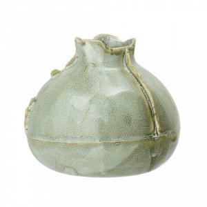 Vaza verde din ceramica 11x9 cm Bloomingville