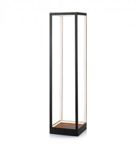 Lampadar negru din metal 104 cm Studio Black Markslojd
