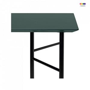 Blat verde din MDF 65x135 cm Mingle Green Ferm Living