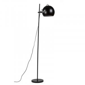 Lampadar negru din metal 170 cm Toris Black Somcasa