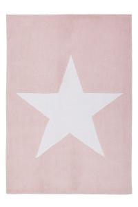 Covor roz din fibre acrilice 120x170 cm Dream Star Lalee