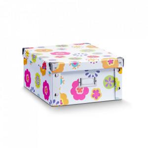Cutie cu capac multicolora din carton Kids Mini Zeller
