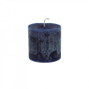 Lumanare albastru inchis din ceara parafinica 10 cm Bert LifeStyle Home Collection