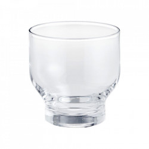 Pahar transparent din sticla 7,2x8,4 cm Taper Bolia