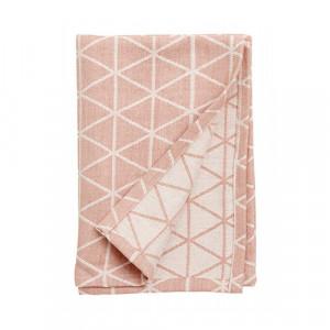 Prosop roz din bumbac pentru bucatarie 50x70 cm Saga Nordal