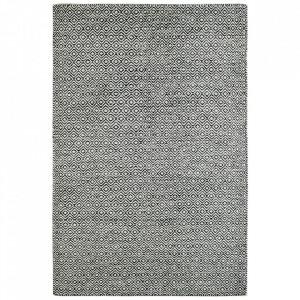 Covor gri din lana My Jaipur Obsession (diverse dimensiuni)