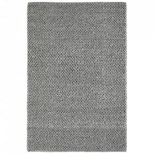 Covor argintiu din lana si viscoza My Loft Obsession (diverse dimensiuni)