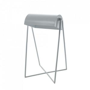 Lampa birou alba din fier 43 cm Noon Serax