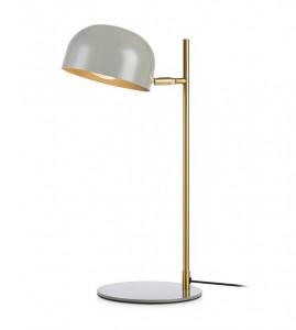 Lampa birou gri/aurie din metal 48,5 cm Pose Markslojd