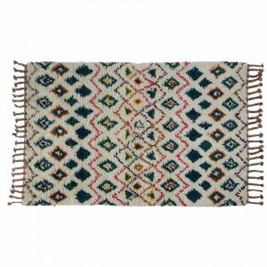 Covor multicolor din lana 160x230 cm Kamini Zago