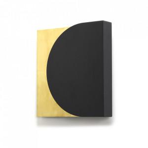 Aplica maro alama/neagra din metal Essentials Design Serax