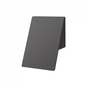 Aplica pentru exterior neagra din metal Rowina Milagro Lighting