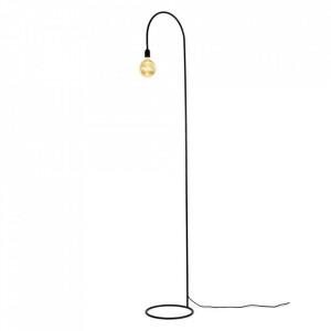 Baza pentru lampadar neagra din fier 217 cm Circle Serax
