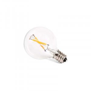 Bec cu filament LED E12 1W Mouse Lamp Seletti