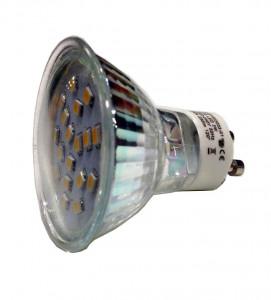 Bec LED GU10 3W Warm Light Markslojd