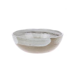 Bol ceramica gri 17,8 cm Kyoto Brushed Noodle HK LIving